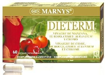 Marnys Dieterm 60 comprimidos