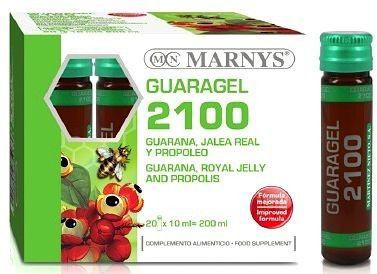 Marnys Guaragel 2100 20 ampollas