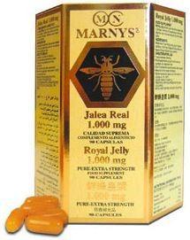 Marnys Jalea Real con Lecitina 1000mg 90 perlas