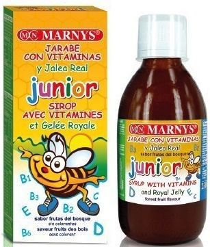 Marnys Jarabe Junior Multivitamina con Jalea 250ml