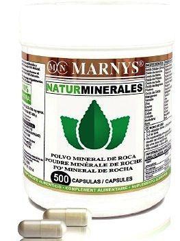 Marnys Naturminerales 500 cápsulas
