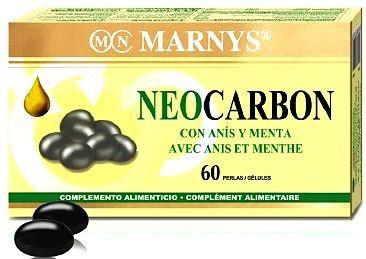 Marnys Neo Carbón 60 perlas