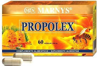 Marnys Propolex 60 perlas