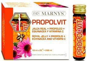 Marnys Propolvit 20 viales