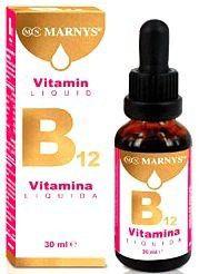 Marnys Vitamina B12 líquida 30ml
