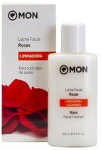 Mon Deconatur Leche Limpiadora de Rosas 200ml