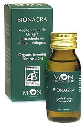 Mon Deconatur Aceite Virgen Bionagra 60ml