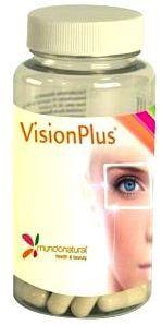 Mundonatural Visionplus 60 cápsulas