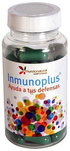 Mundonatural Inmunoplus 60 cápsulas