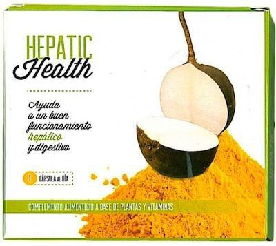 Mycofit Hepatic Health Forte 30 cápsulas
