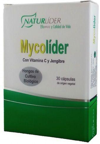 Naturlider Mycolíder 30 cápsulas