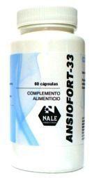 Nale Ansiofort 33 60 cápsulas