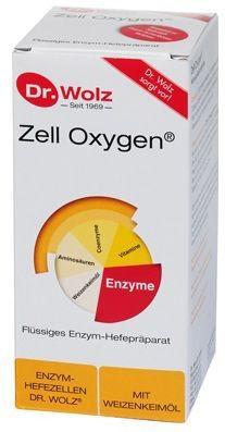 Natiris Zell Oxygen Enzymes 250ml