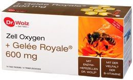 Natiris Zell Oxygen Royal Yelly 14 ampollas