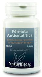 Naturbite Fórmula Anticelulítica 60 cápsulas