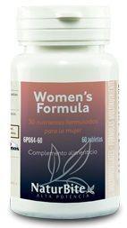 Naturbite Womens Formula 60 comprimidos