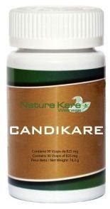 Nature Kare Wellness Candikare 90 cápsulas