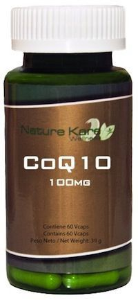 Nature Kare Wellness Coenzima Q10 100mg 60 cápsulas