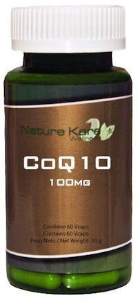 Nature Kare Wellness Coenzima Q10 100mg 60 cápsulas