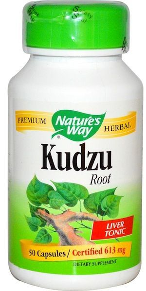 Nature's Way Kudzu Raíz 50 cápsulas