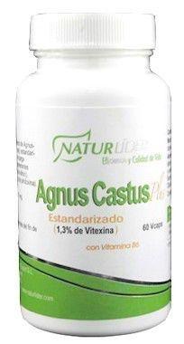 Naturlider Agnus-Castus Plus Estandarizado 60 cápsulas