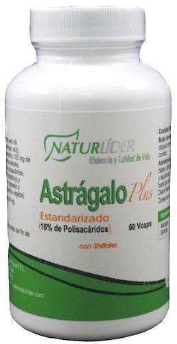 Naturlider Astragalo Plus Estandarizado 60 cápsulas