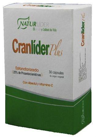 Naturlider Cranlíder Plus 30 cápsulas