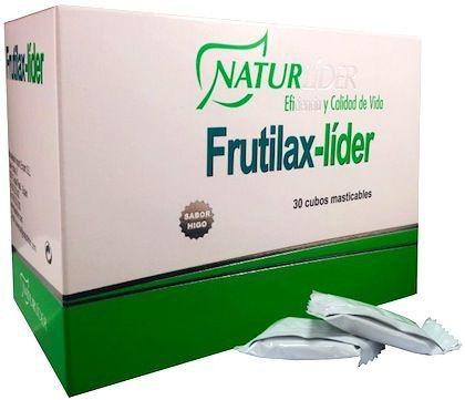 Naturlider Frutilax-líder 30 cubitos masticables