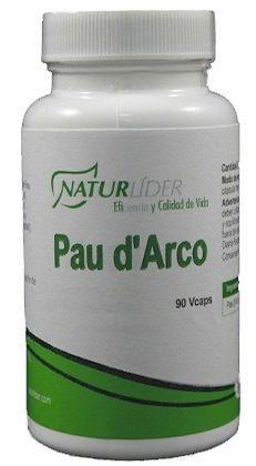 Naturlider Pau D'Arco - Lapacho 90 cápsulas