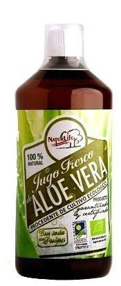 Naturlife Aloe Vera Jugo BIO 500ml