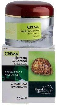 Naturlife Crema con Extracto de Caracol y Salvia 50ml