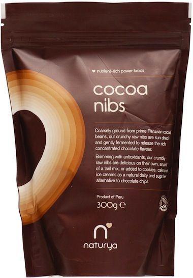 Naturya Cacao en Trozos Bio 300g