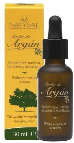 Natysal Aceite de Argan 30ml