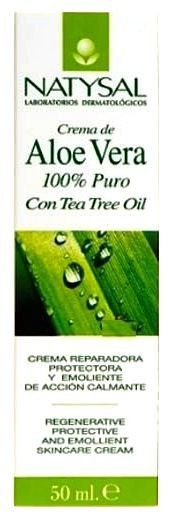 Natysal Crema Aloe Vera ECO 50ml
