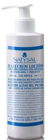 Natysal Basecrem loción 200ml