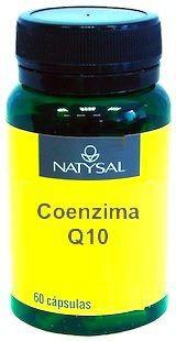 Natysal Coenzima Q10 60 cápsulas