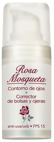 Natysal Contorno de Ojos Rosa Mosqueta FPS15 15ml