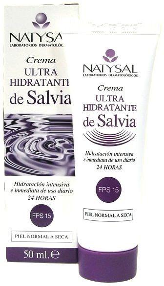 Natysal Crema Ultrahidratante de Salvia 50ml