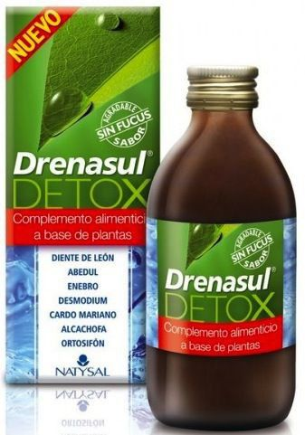 Natysal Drenasul Detox 250ml