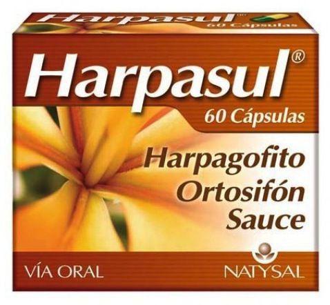 Natysal Harpasul 60 cápsulas