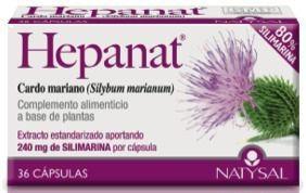 Natysal Hepanat 36 cápsulas