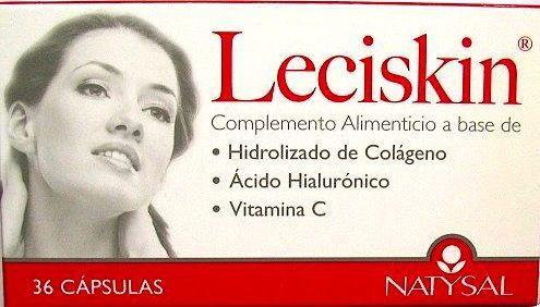 Natysal Leciskin 36 cápsulas