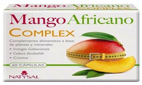 Natysal Mango Africano Complex 60 cápsulas