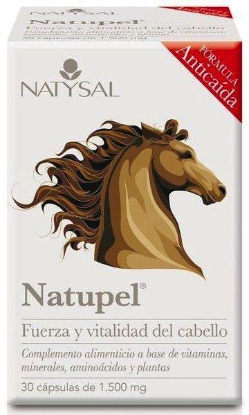 Natysal Natupel 30 cápsulas