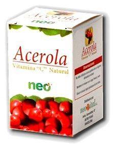 Neo Acerola 45 cápsulas