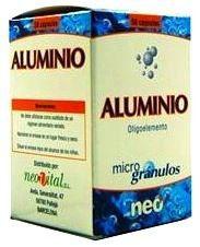Neo Aluminio Microgranulos 50 cápsulas