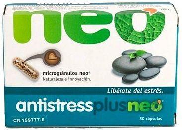 Neo Antistress Plus 30 cápsulas