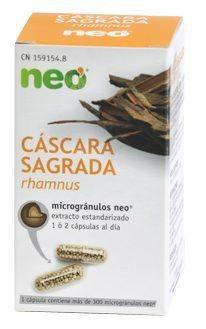 Neo Cáscara Sagrada Microgranulos 45 cápsulas
