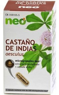 Neo Castaño de Indias Microgranulos 45 cápsulas