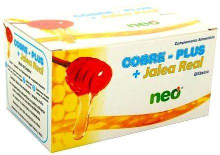 Neo Cobre Plus Jalea 15 viales